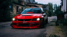 Rally Red Rudolf – FROM WRC TO STANCE