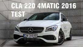 Mercedes-Benz CLA 220 4MATIC 2016 Facelift TEST PL