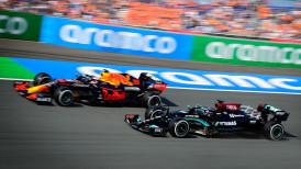 F1 Grand Prix... Holandii? Królestwa Niderlandów 2021?