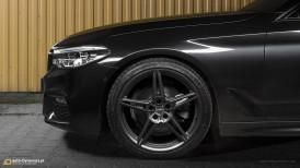 """BMW 520d [G30] Felgi AC SCHNITZER Opony MICHELIN Sprężyny EIBACH Pakiet Kosmetyczny """"Black"""" by AD"""