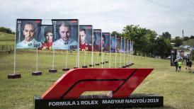 Moje F1 Grand Prix Węgier 2019 cz. I