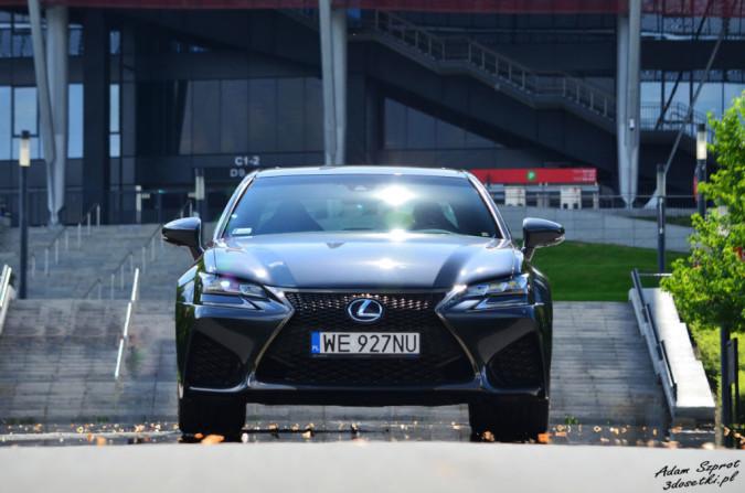 Test Lexusa GS F - tylko ekscytujące samochody