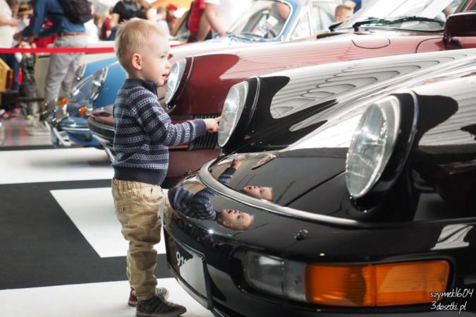 Relacja z targów samochodów zabytkowych - Auto Nostalgia 2018