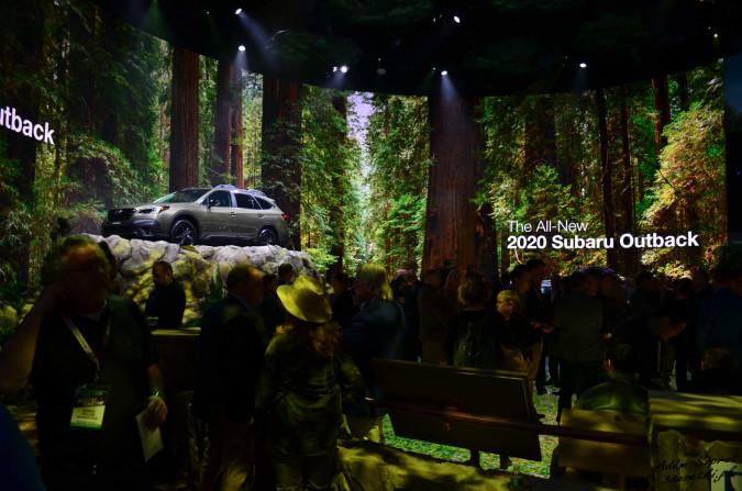 Relacja z targów New York Auto Show 2019