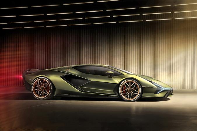 Lamborghini Sián - premiera motoryzacyjna