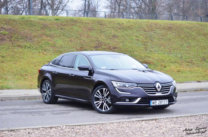 Test Renault Talisman