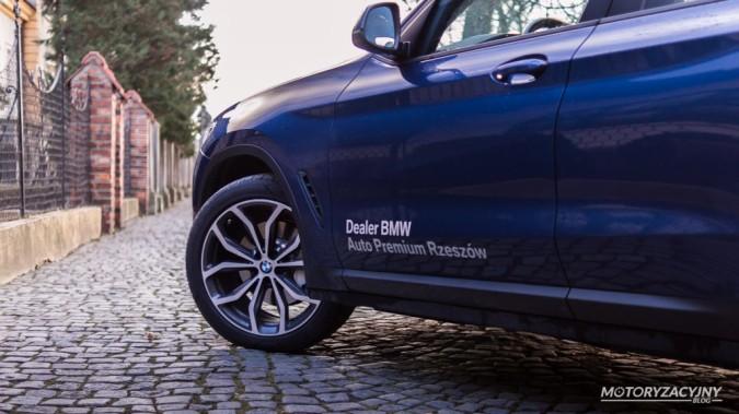 Test BMW X3 30i