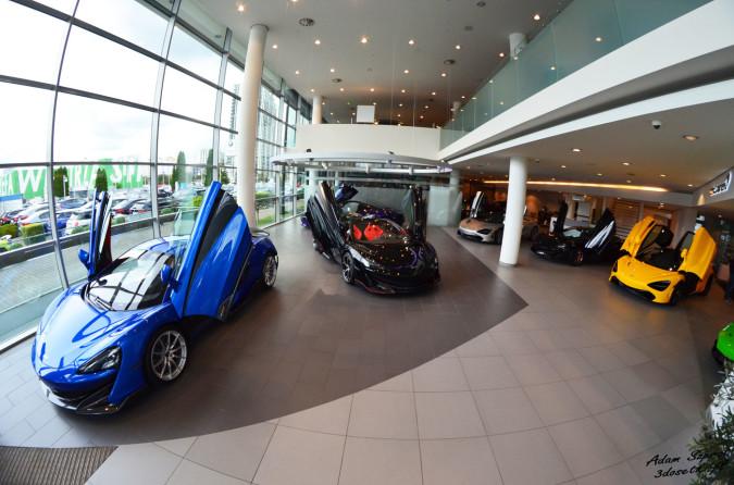 McLaren Warszawa - blog motoryzacyjny