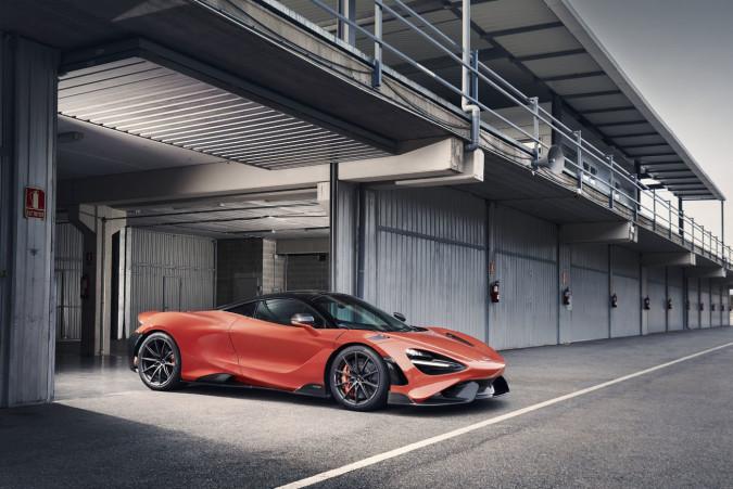 McLaren 765LT - premiera