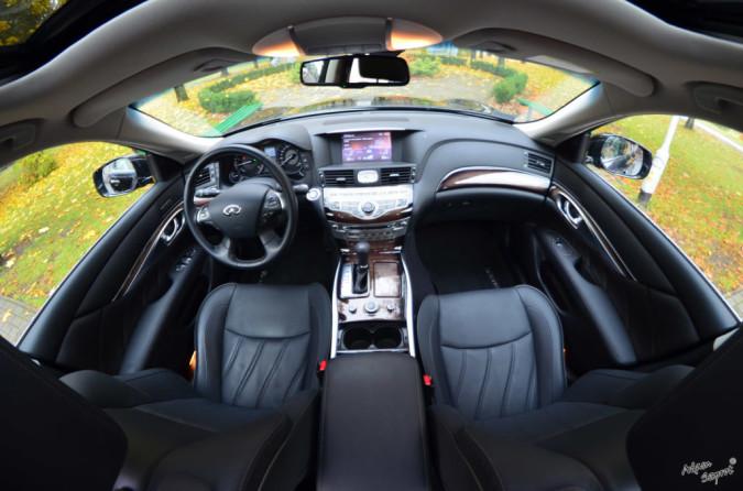 Infiniti Q70, hybrydowy test auta, samochód hybrydowy, portal motoryzacyjny, strona o samochodach