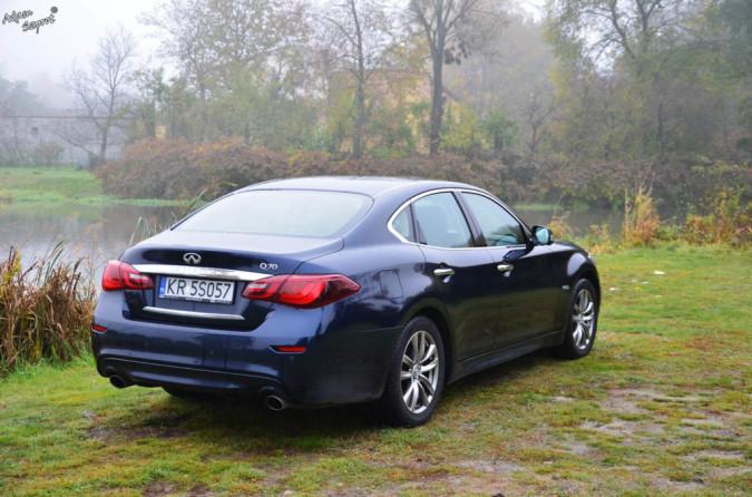 Test Infiniti Q70, portal motoryzacyjny, portal o samochodach, testy samochodów, testy aut