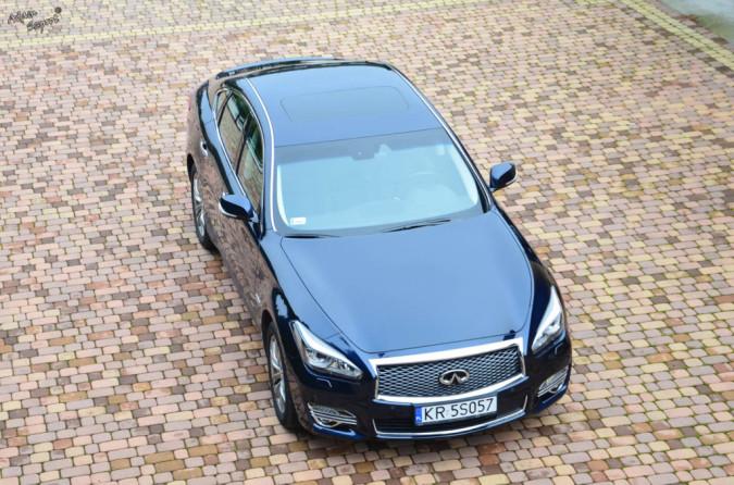Test Infiniti Q70, strona o samochodach blog motoryzacyjny, strona o autach, podróże motoryzacyjne
