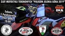 Zlot Motocykli Terenowych ''Poligon Jelenia Góra 2019''