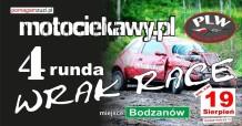 4 runda Polskiej Ligi Wraków / Motociekawy