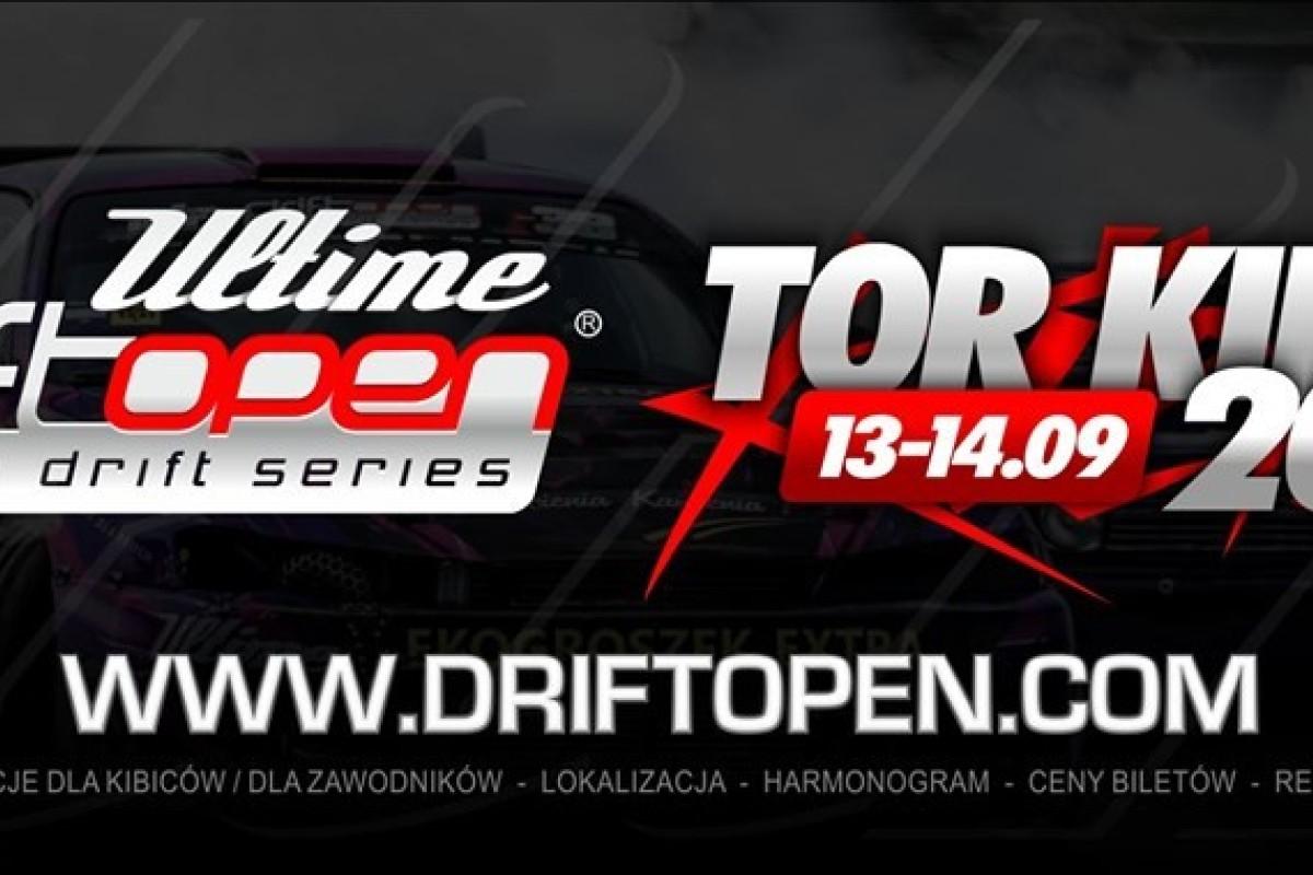 47 runda Ultime Drift Open - Tor Kielce