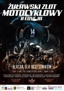 II Żuławski Zlot Motocyklowy