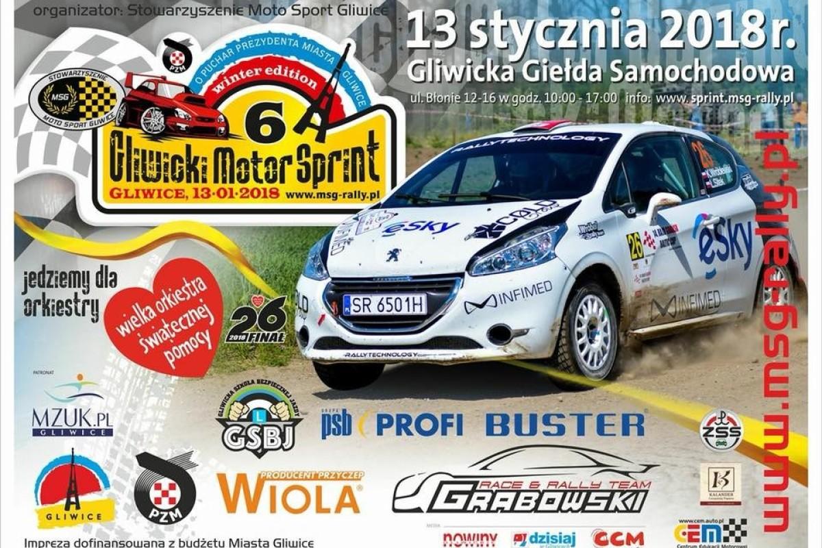 6 Gliwicki Motor Sprint