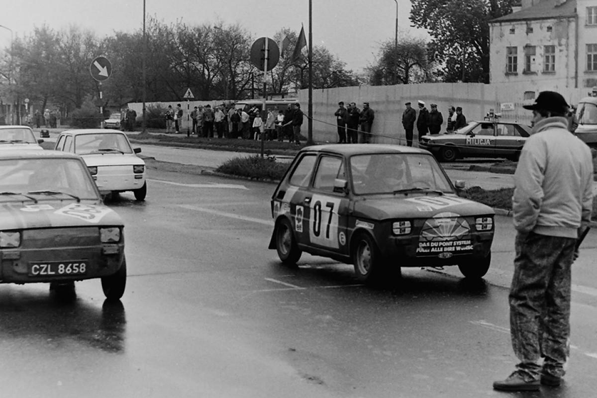 Wystawa z okazji 60-cio lecia Automobilklubu Częstochowskiego