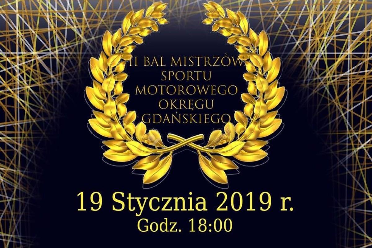 II Bal Mistrzów Sportu Motorowego Okręgu Gdańskiego