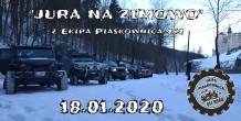"""JURA NA ZIMOWO"" z Ekipa Piaskownica 4x4"