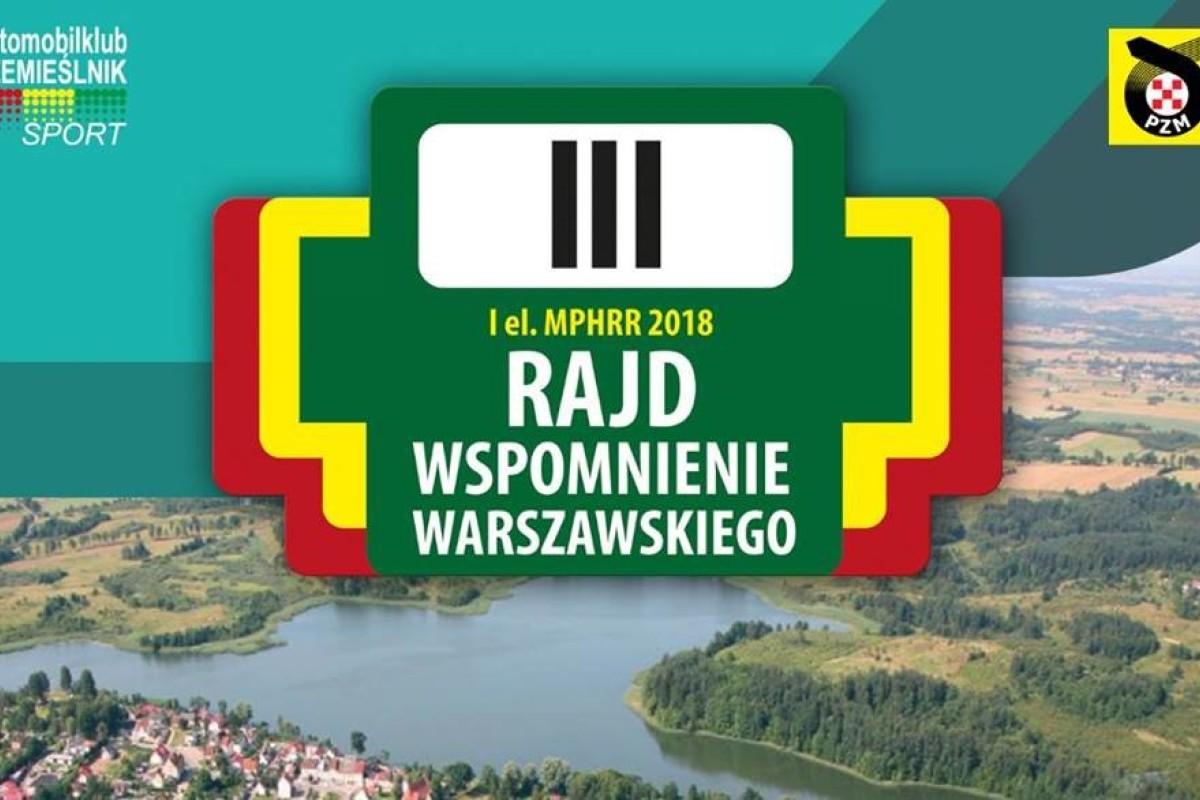 Rajd Wspomnienie Warszawskiego