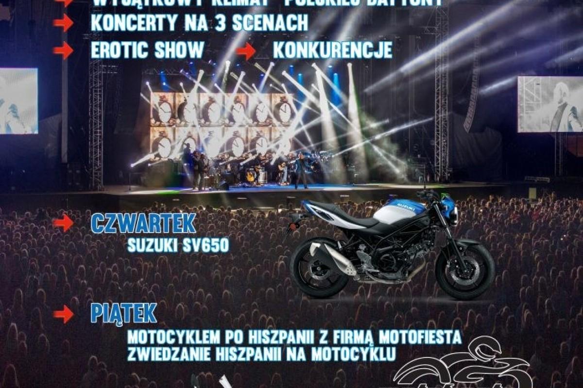 XXIV Rock Blues i Motocykle