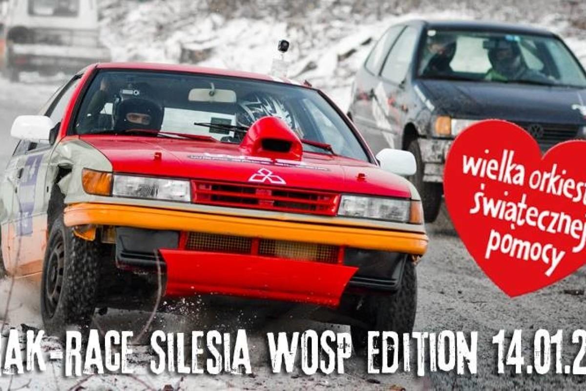 Wrak-Race Silesia WOŚP Edition