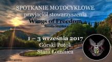 Spotkanie Motocyklowe Przyjaciół Wings of Freedom