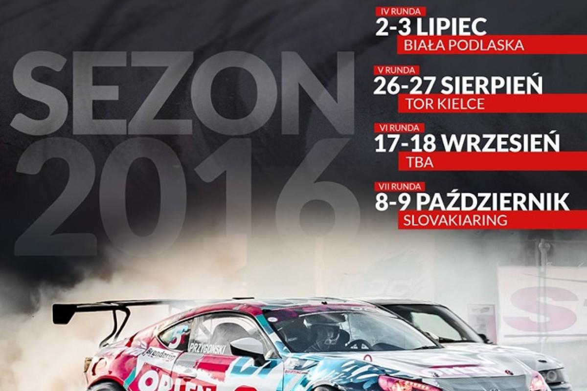 6 Runda Driftingowych Mistrzostw Polski 2016 - TBA