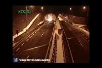 Havaria pri tuneli Borik v Bratislave