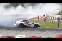 Datsun 240Z LS1 5.7 350KM Sposób Driftingowe Mistrzostwa Polski DMP Słomczyn runda 5