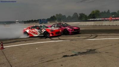 Driftingowe Mistrzostwa Polski RD3 Autodrom Bemowo DMP PFD 2019