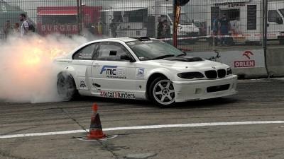 "Drift BMW E46 M3 V8 650KM S65B40 ""Burza"" Igor Stolarek Motosport DMP Bemowo"
