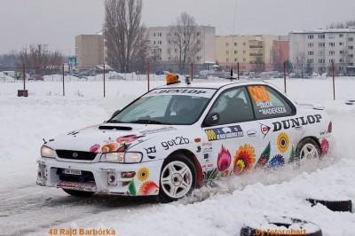 48 Rajd Barbórka 2010 006