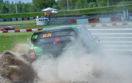 I runda mistrzostw Polski Rallycross, Słomczyn