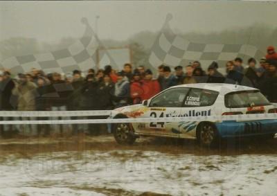 7. Tomasz Czopik i Lukasz Wroński - Honda Civic VTi.   (To zdjęcie w pełnej rozdzielczości możesz kupić na www.kwa-kwa.pl )