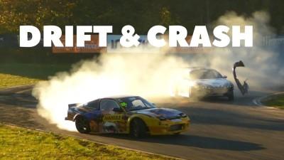 Drift & Crash - Finał Driftingowych Mistrzostw Polski 2018 RD#6