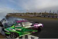 """Drift 1100HP 1500Nm Nissan s14 LS 6.7 Turbo Bartosz """"BRT"""" Stolarski Energo Drift OPEN Motopark Toruń"""