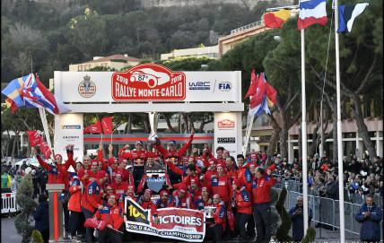 Rally Monte Carlo 2019