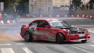 BMW E36 1jz + nitro + LPG 620KM Kamil Dzierbicki Kryterium Asów Kłodzko Drift Open 2k17