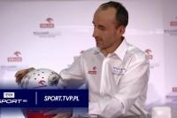 Robert Kubica: najtrudniejsze w Formule 1, to w niej zostać!