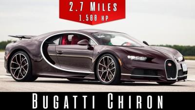 2018 Bugatti Chiron (Top Speed)