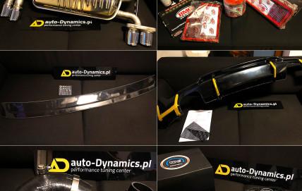 ✅ Układ Wydechowy EISENMANN ➡ BMW 428i [F36] ✅ Sportowe Filtry Powietrza BMC ➡ Bieżące projekty auto-Dynamics.pl ✅ Spoiler Dachowy 3DDESIGN ➡ BMW 540i [G30] ✅ Dyfuzor Zderzaka Tylnego RIEGER ➡ BMW 428i [F36] ✅ ECU Elektroniczny Moduł Silnika NOVATUNE ➡ BMW 428i [F32] ✅ Zestaw Wzmocnionych Przewodów Silikonowych WEISTEC ➡ Mercedes-Benz CLA45 AMG [C117]