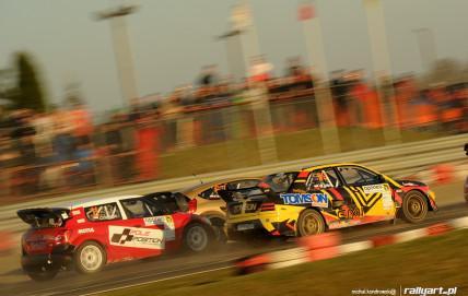 I runda Oponeo Mistrzostwa Polski Rallycross