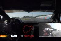 Lamborghini Aventador SVJ full onboard record lap at Nürburgring