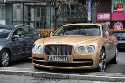 Bentley Flying Spur W12