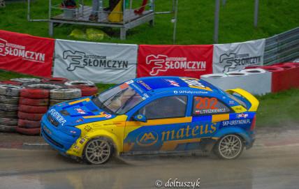 5 runda Mistrzostw Polski Rallycross