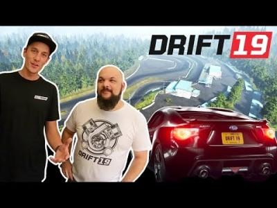 Jak powstaje gra DRIFT19? ECC Games
