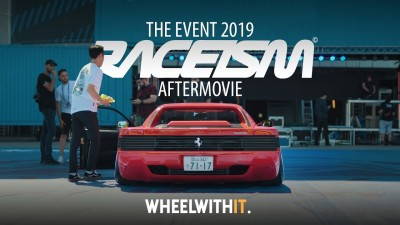 aftermovie from The Event 2019 - Raceism