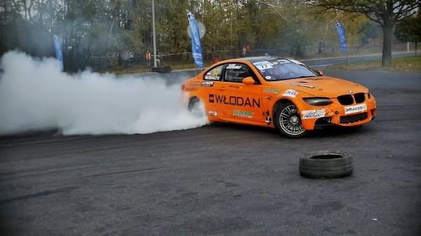 BMW e92 M3 600HP Mateusz Włodarczyk Włodan Drift Competition Zgierz